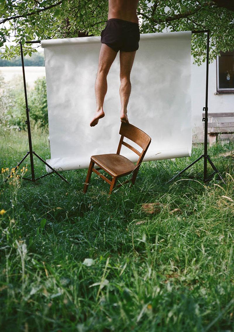 Teilnehmender Künstler der Hauptausstellung Bildtitel: Untitled [Now is not the right time], 2020
