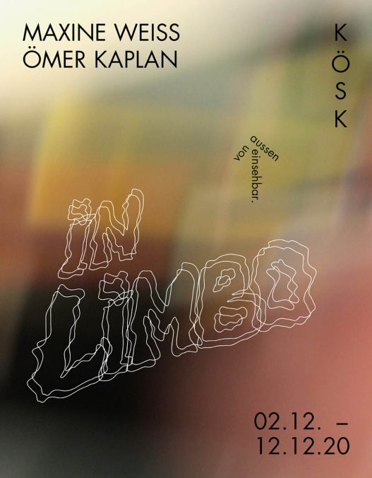 IN LIMBO Maxine Weiss Oemer Kaplan