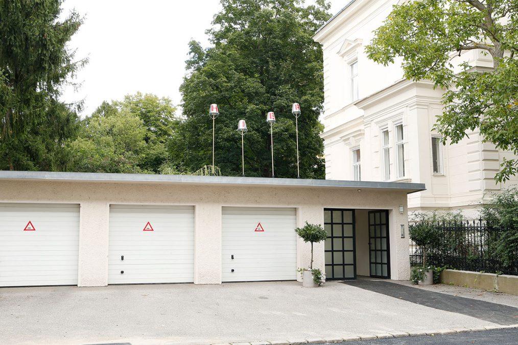 Abriss :: Alfredo Barsuglia und die Sammlung der Stadt Graz