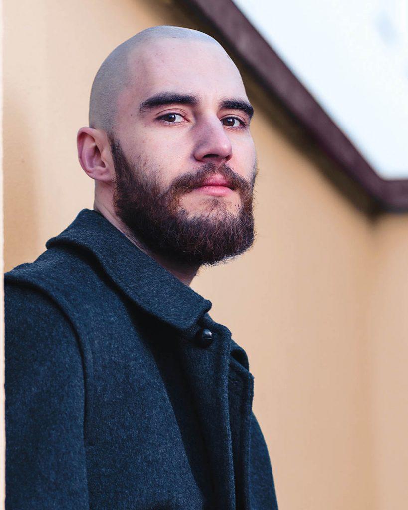 Actor. Jason Cloud - Picture: Brandon Turley