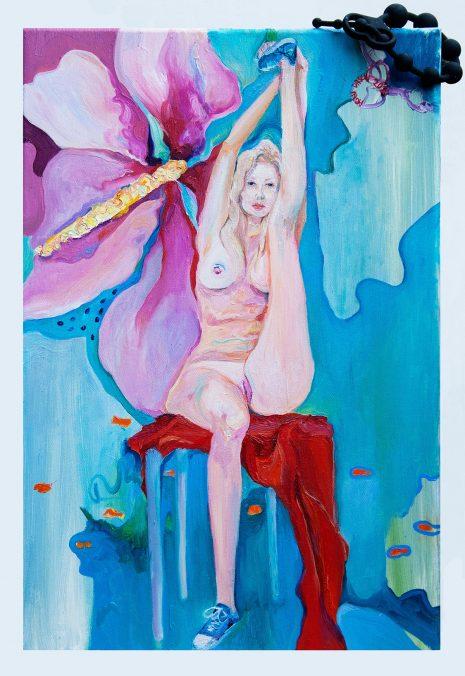Agni Dasein is an Russian- Austrian Artist