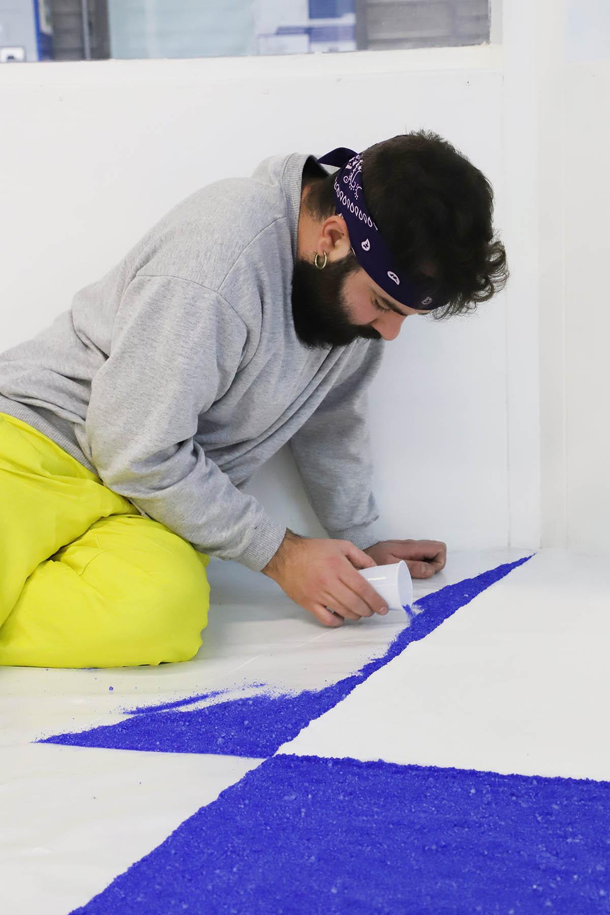 Artist. Alessio Barchitta