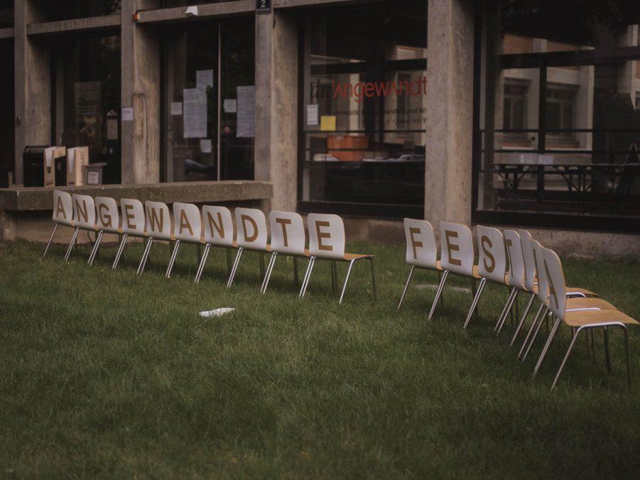 Angewandte Festival 2020. Foto: Lisa Edi