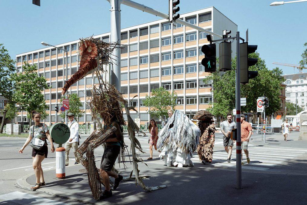 Angewandte Festival 2019. Foto: Mani Froh