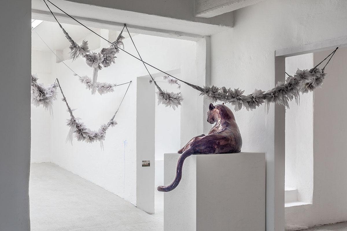 Anka Helfert Grey Garlands