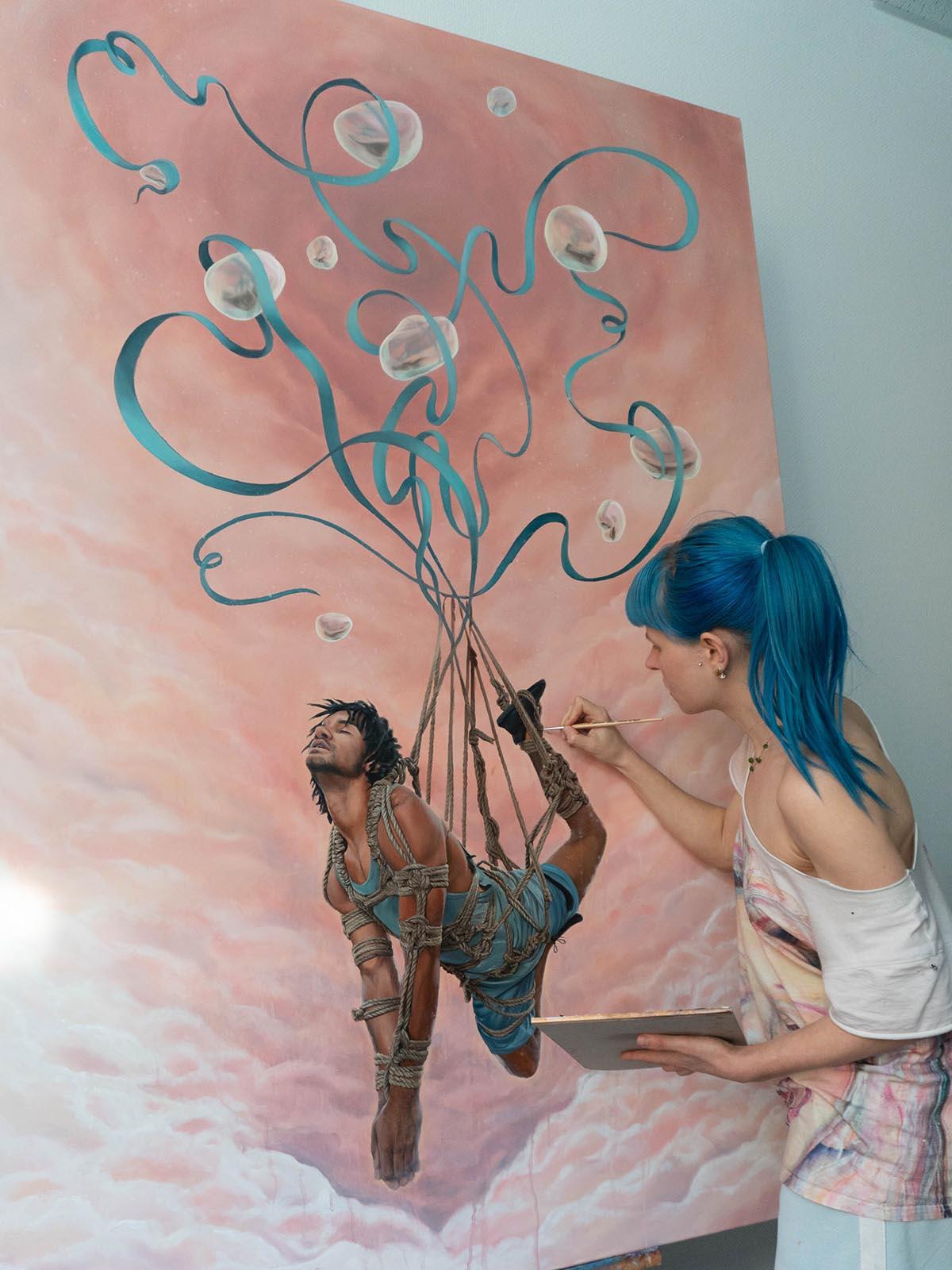 anne bengard berlin kunst interview