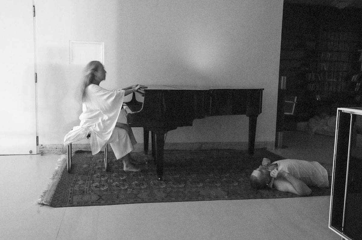 "Anne Glassner ""Sensing the night"
