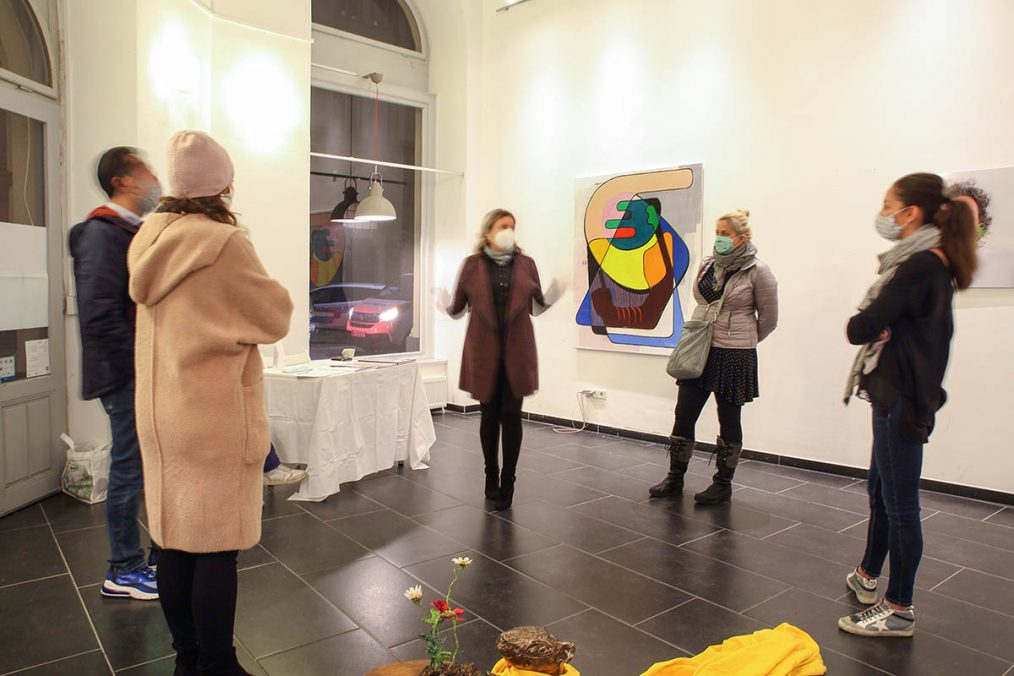 Soli Kiani, Nubauer, Sophie Tiller.
