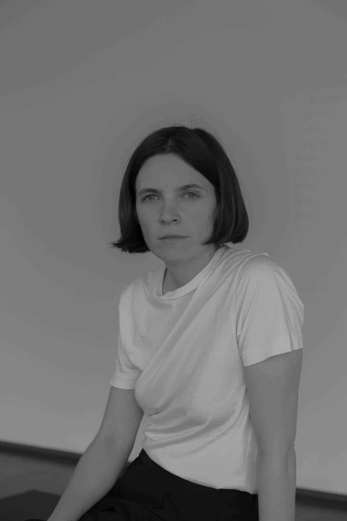 Barbara_Kapusta, Portrait Foto: Marie Haefner Courtesy Gianni Manhattan und Barbara Kapusta