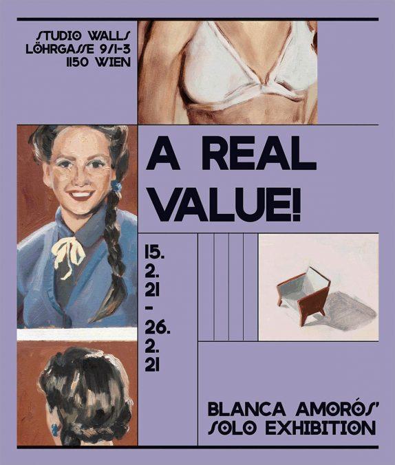 Blanca Amorós Solo Exhibition