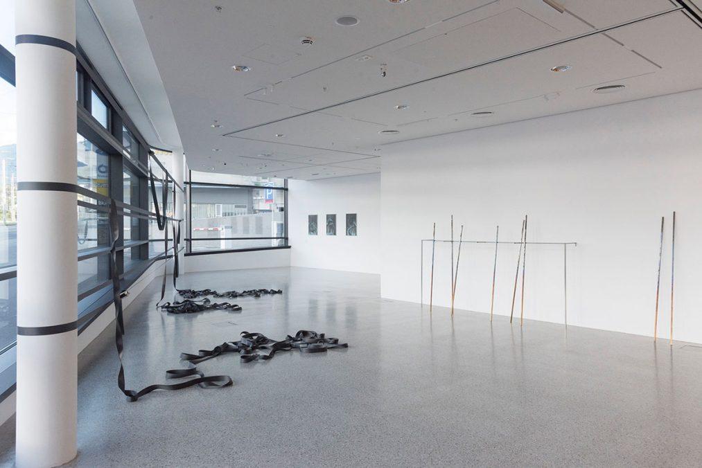 Ausstellungsansichten Here and Elsewhere, 2020