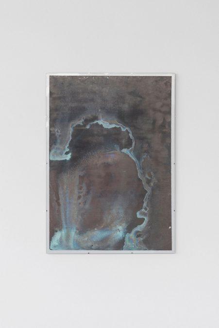 Ausstellungsansicht. Here and Elsewhere, 2020, Foto: Clemens Sellaoui