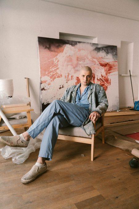 Daniel Spivakov, 2021. Photo: Janine Sametzky for Beige.
