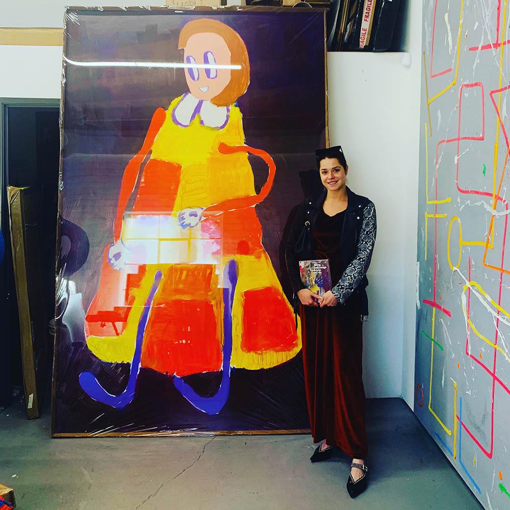 Daria Borisova interview