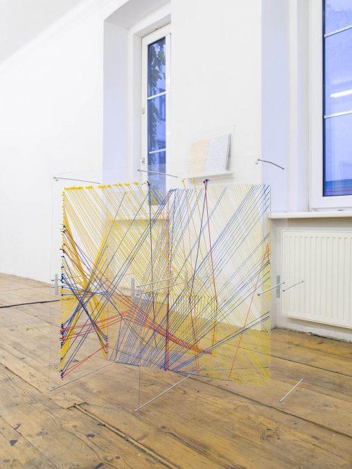 I Hope He Doesn't Mind, Krinzinger Projekte, Wien, 2019 (Foto: Darja Shatalova)