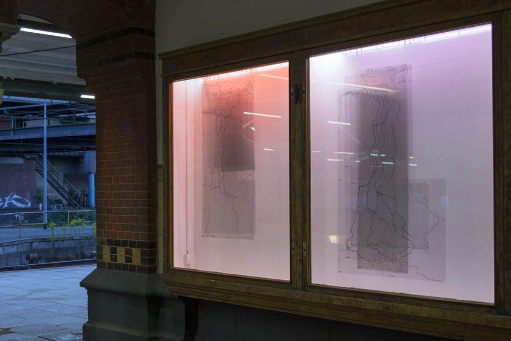 Inzwischen, Kunstverein Harburger Bahnhof, Hamburg, 2020 (Foto: Darja Shatalova)