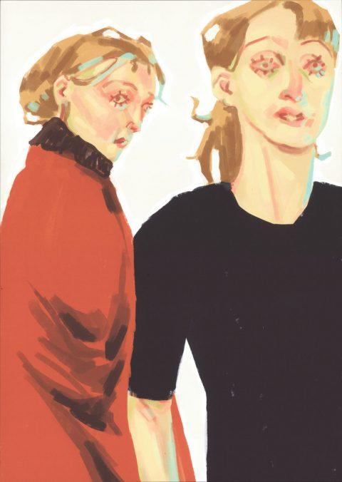 Julia Camenzind, Chance Encounter, 2020 Digitaldruck, Auflage 25 St., 42 x 30 cm, Foto: the artist