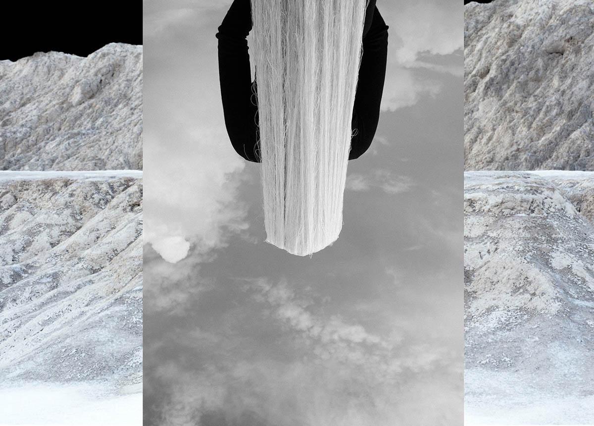 Elena Kristofor und Laura Sperl, Collage, 2021.