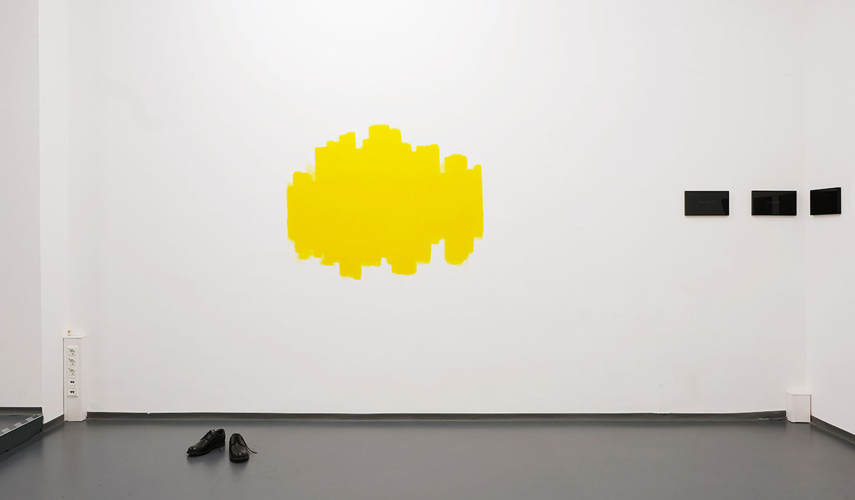 Elisabeth Molin, a click, a wink, a nod or the blink of an eye, 2021, Installation View