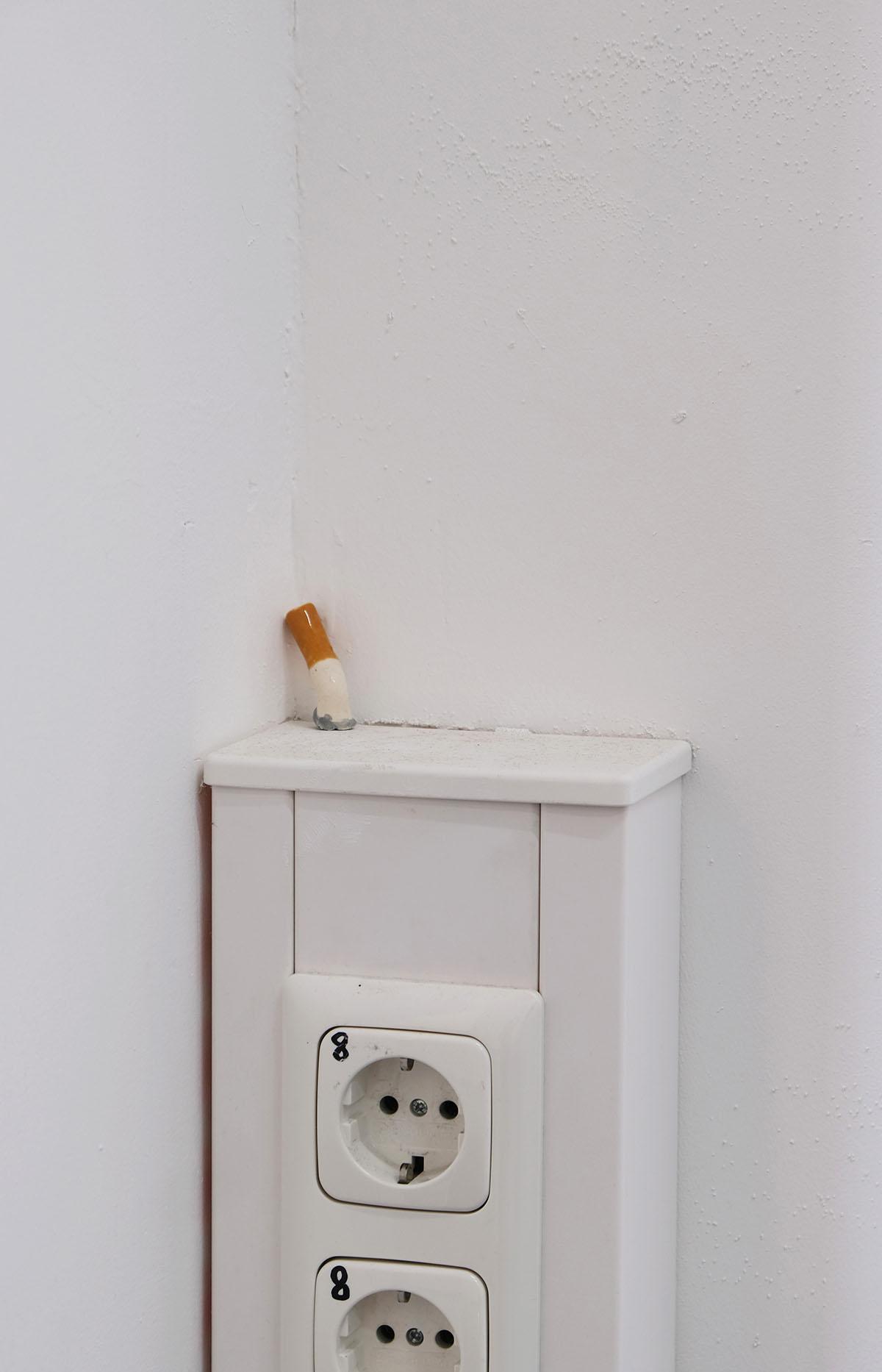 Elisabeth Molin, Stub (2021), Ceramics, dimensions variable
