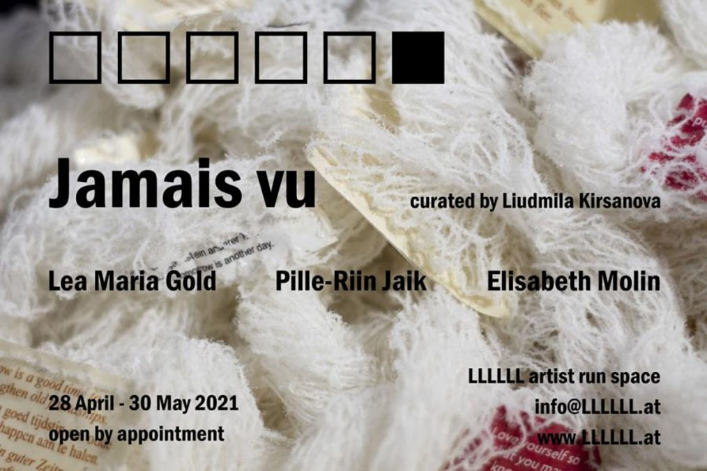 Pille-Riin Jaik, Cat's Cradle & The Intestines of Hope (2018 – 2021). Detail