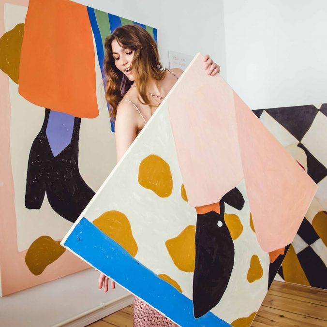 Fabienne Meyer — aka Bings
