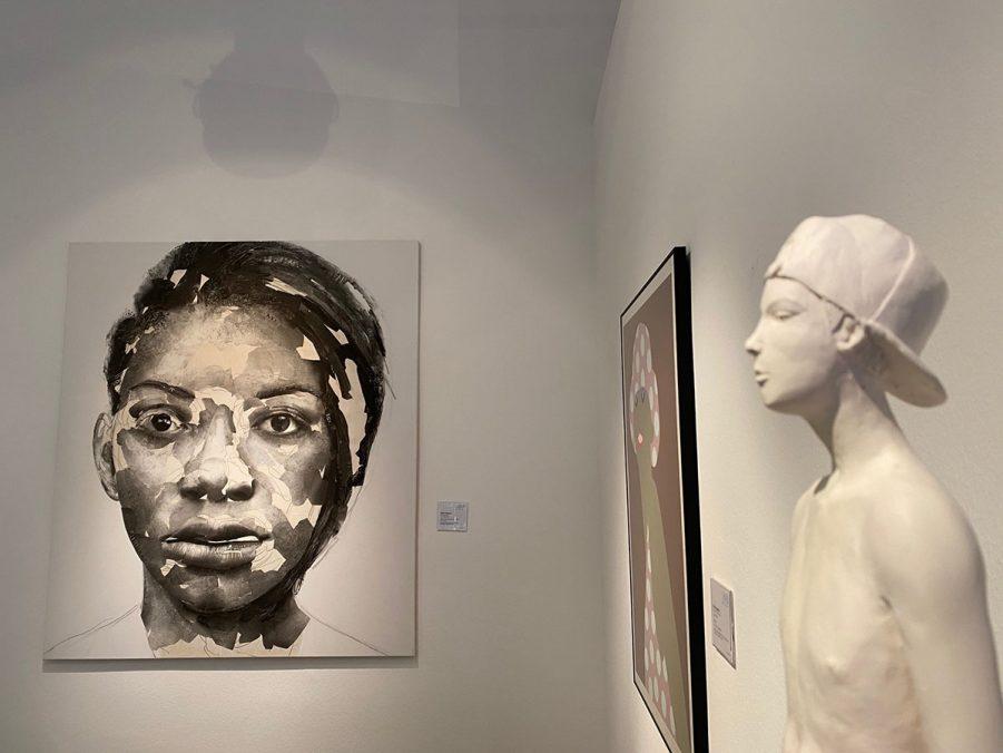 Ausstellungsansicht. People / diversity