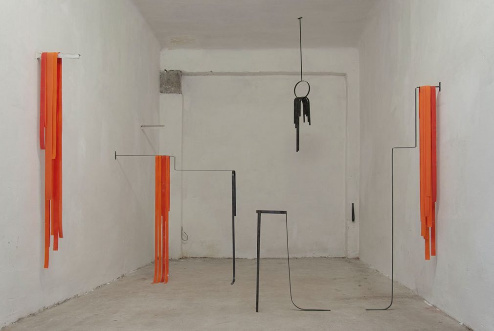 Gesamtansicht. Marlene Posch - One was gone and the other one is closed, 2021