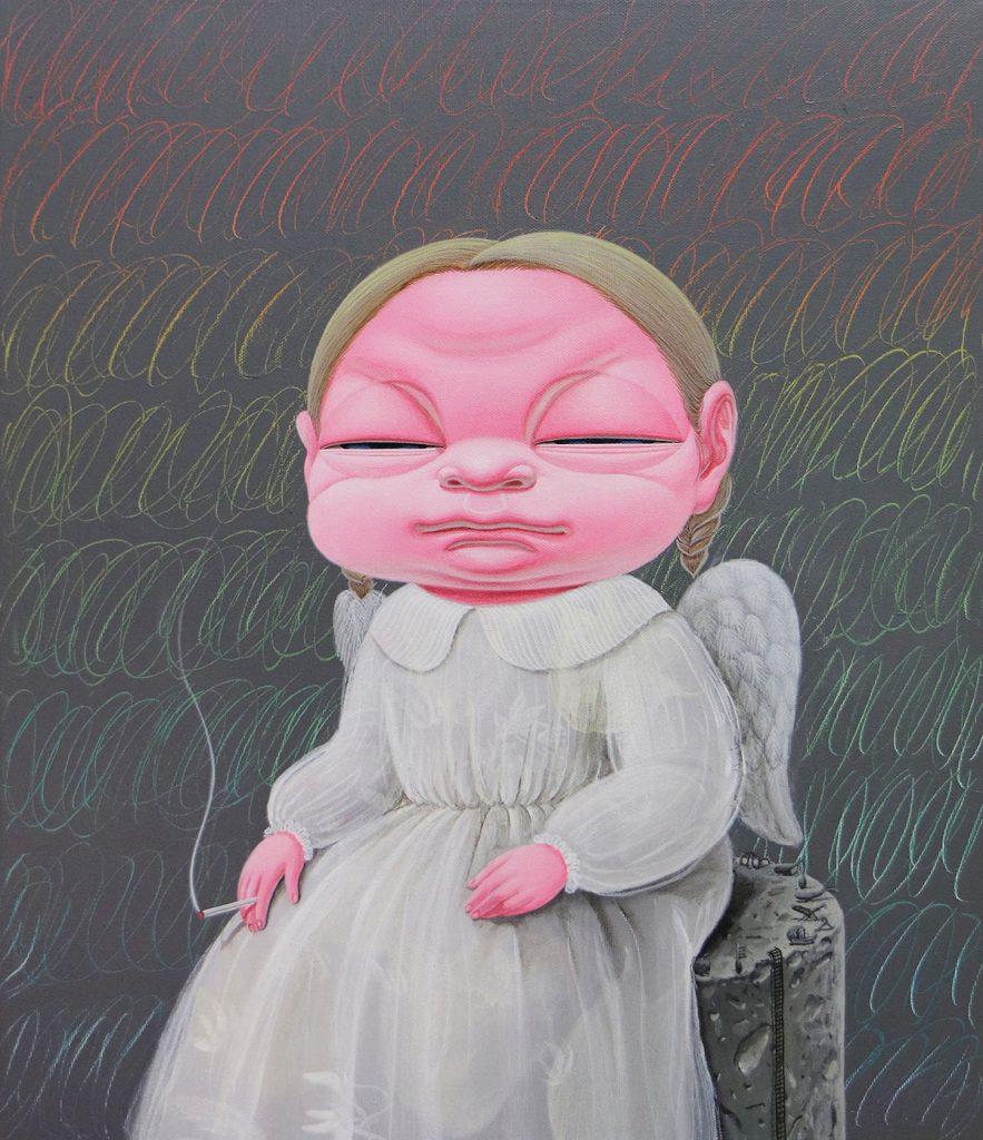 ha haengeun seoul artist