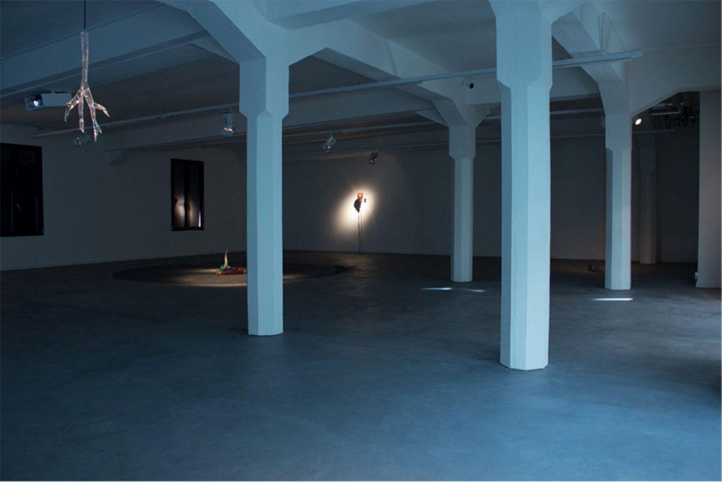 Christian Fogarolli, Pneuma, 2020, Ausstellungsaussicht Löwenbräukunst Contemporary Art Center, Zürich. Courtesy the Artist und Italian Council.