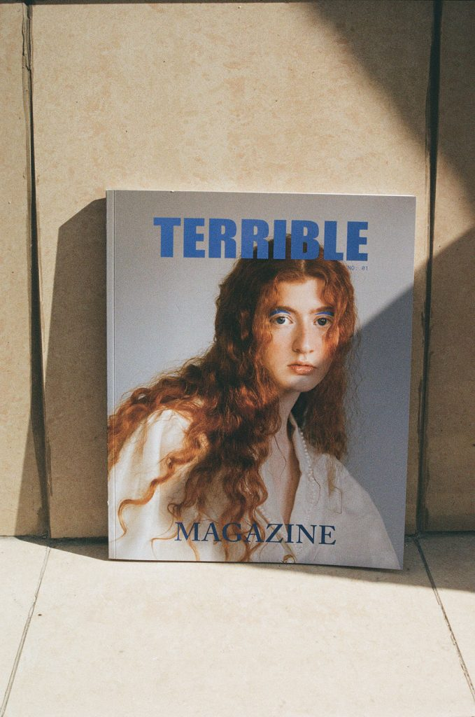Nina Kammerer terrible magazine