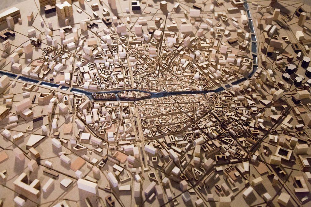 Modelle der Stadt Olinda