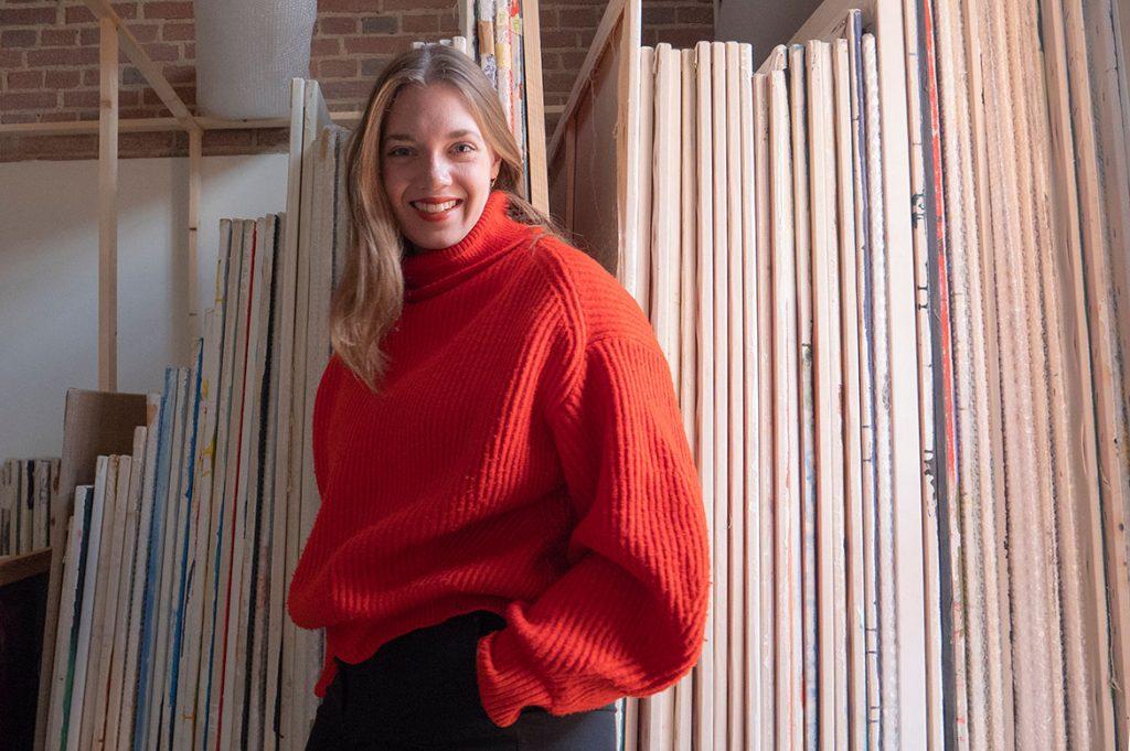 Kunst Interview Tamara Malcher Münster