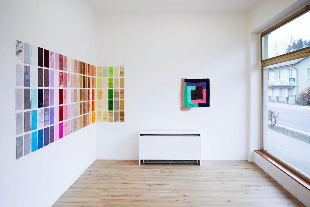 Austria / Kärnten / Velden / Galerie 3, Ausstellung Jelena Micic Foto Copyright by Johannes Puch www.johannespuch.at