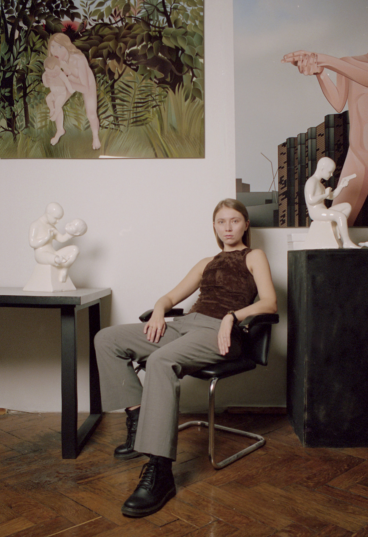 julia beliaeva interview