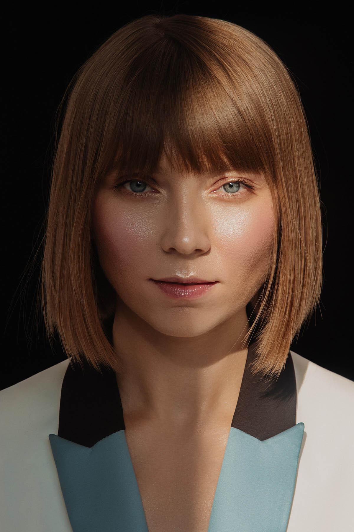Portrait. Julia Beliaeva