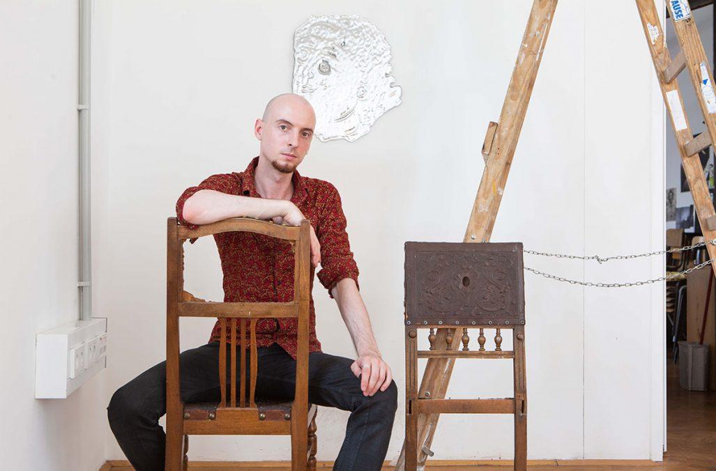 Künstler. Kai Trausenegger