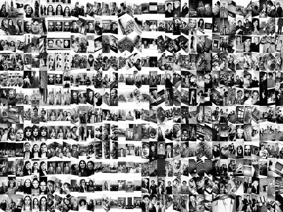 Katharina Sieverding, TESTCUTS II, 1972–2004 Digitaldruck/Digital print, 328 x 440 cm © Katharina Sieverding, VG Bild-Kunst Bonn 2021 Foto: © Klaus Mettig, VG Bild-Kunst Bonn 202180