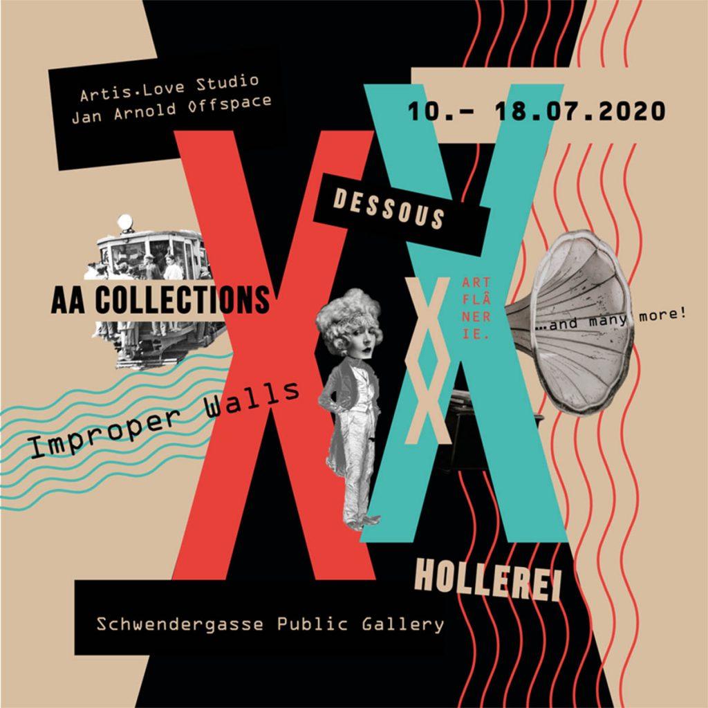 XX ART Flânerie Kunst Wien Festival