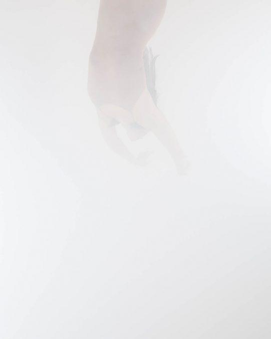 «Ohne Titel», Pigmentdruck, 2020, in Kollaboration mit Elena Kristofor