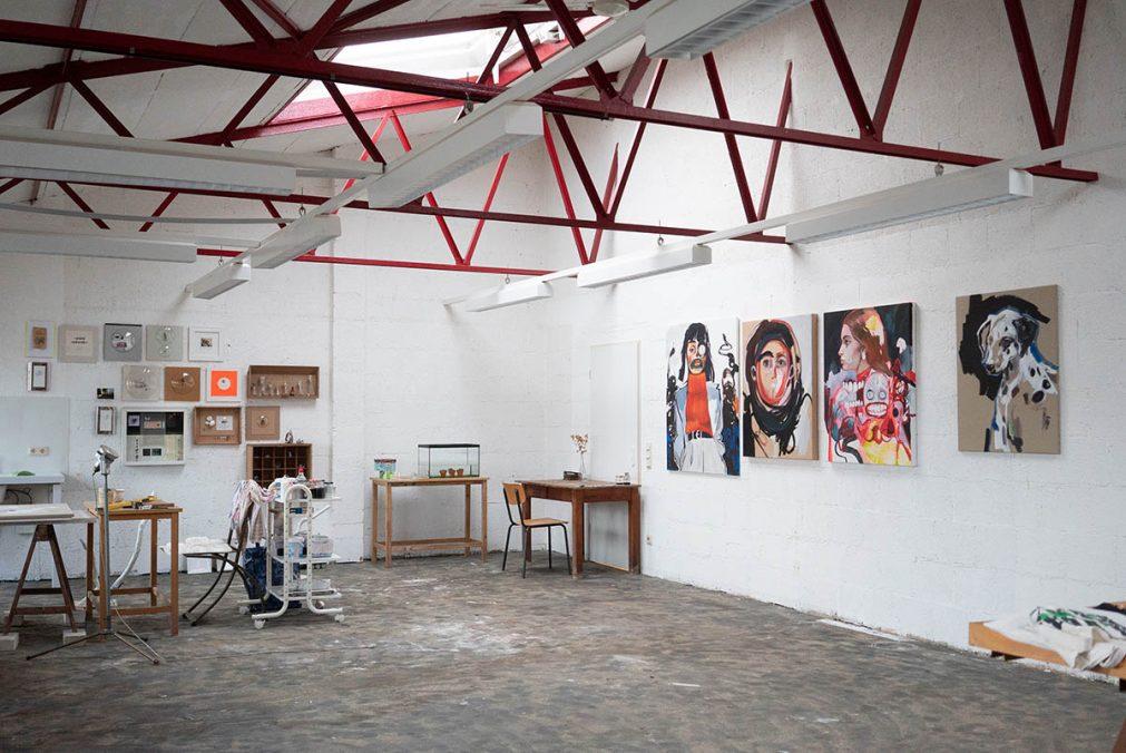 Atelier in Köln