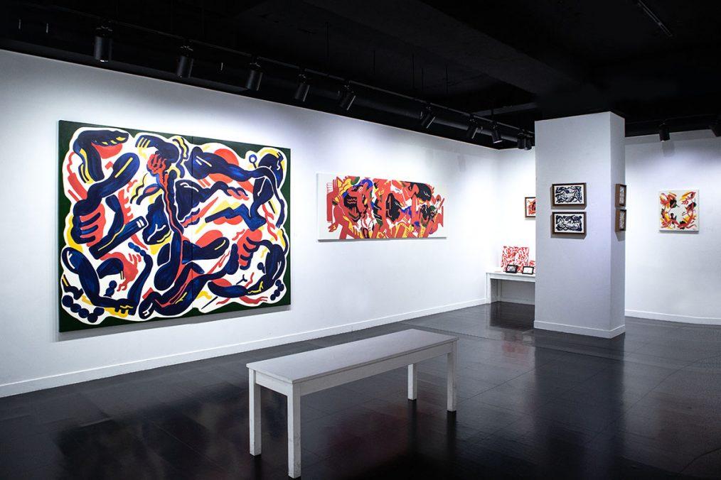 Lee Junwon Contemporary Artist based in Seoul