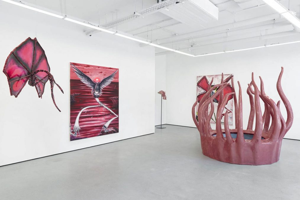 'Tides in the Body' Installation View, © Lychee One Gallery