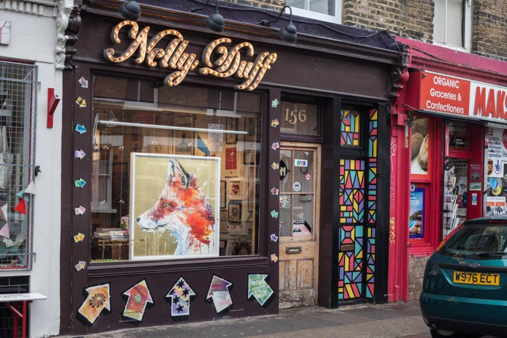 Nelly Duff Gallery, © Nelly Duff