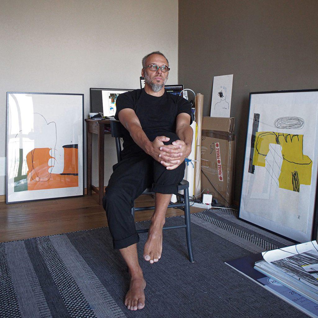 Interview. Luc Pierre