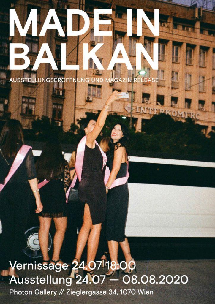 Made in Balkan Ausstellung und Magazin Release Party
