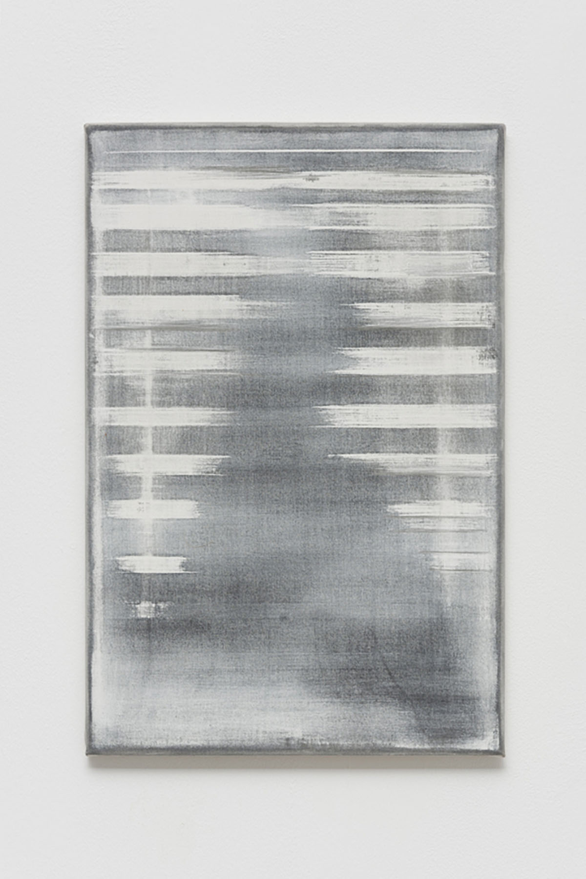 Marta Guisande | Untitled | 2020 | Mixed media on cotton | 60 x 40 cm | Courtesy Marta Guisande & kajetan Berlin | Photo: Marcus Schneider