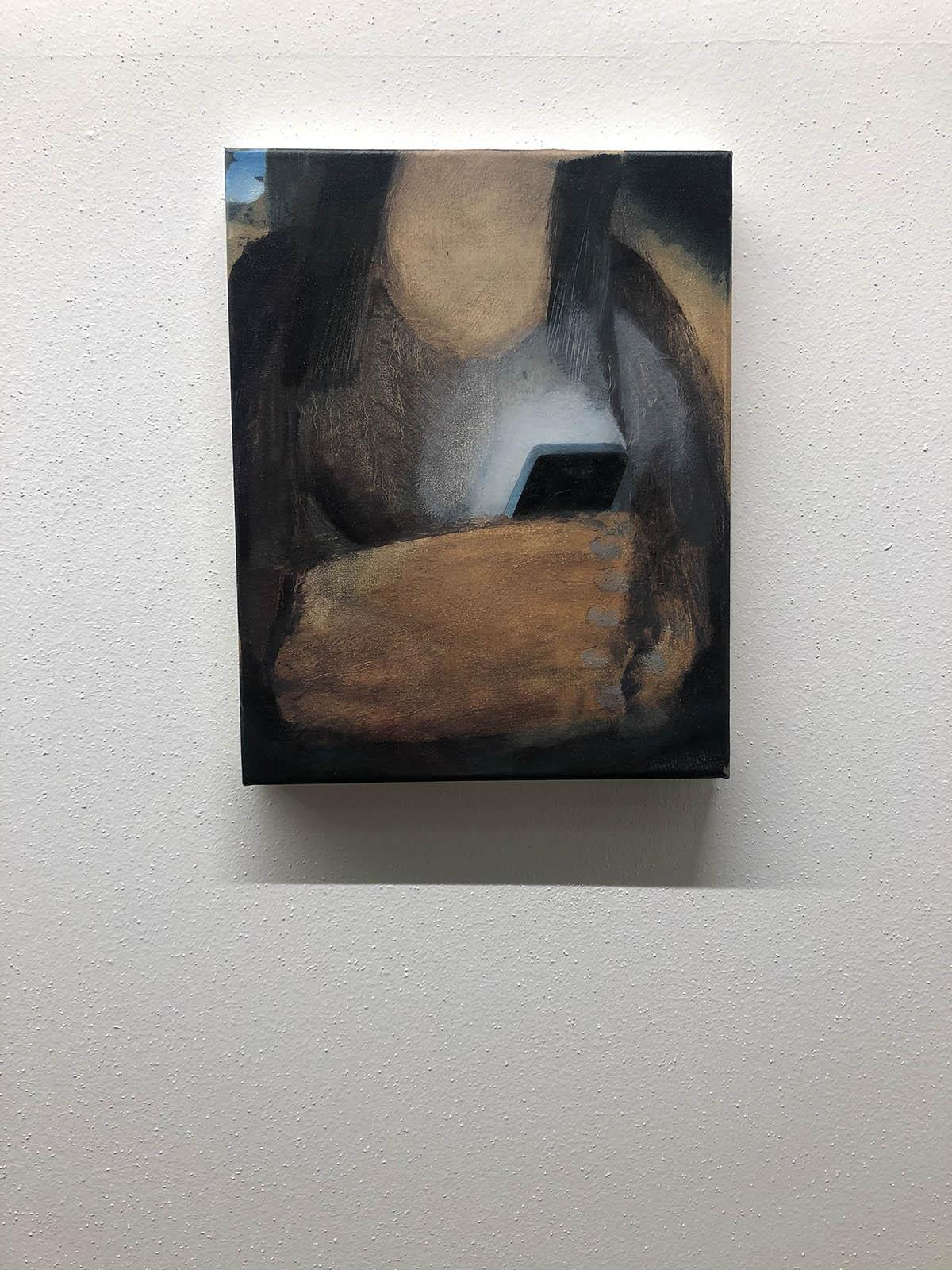 Claudio Coltorti at Sof:Art, Senza Titolo, 2020.