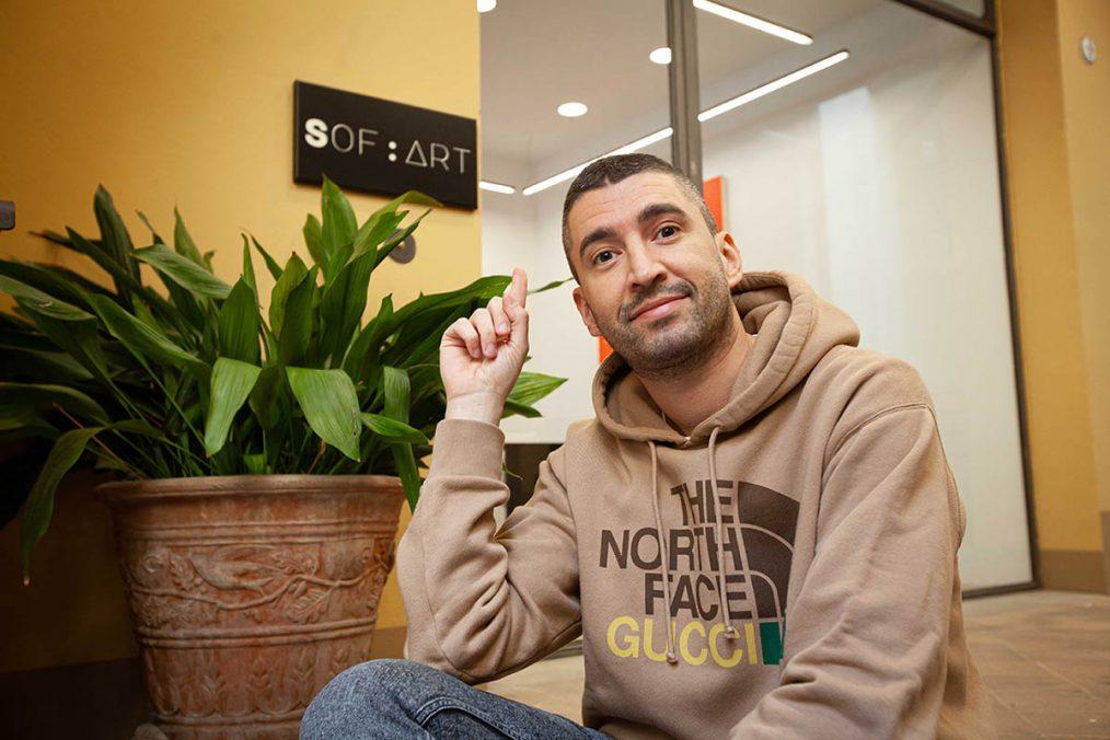 Matteo Novarese at Sof:Art