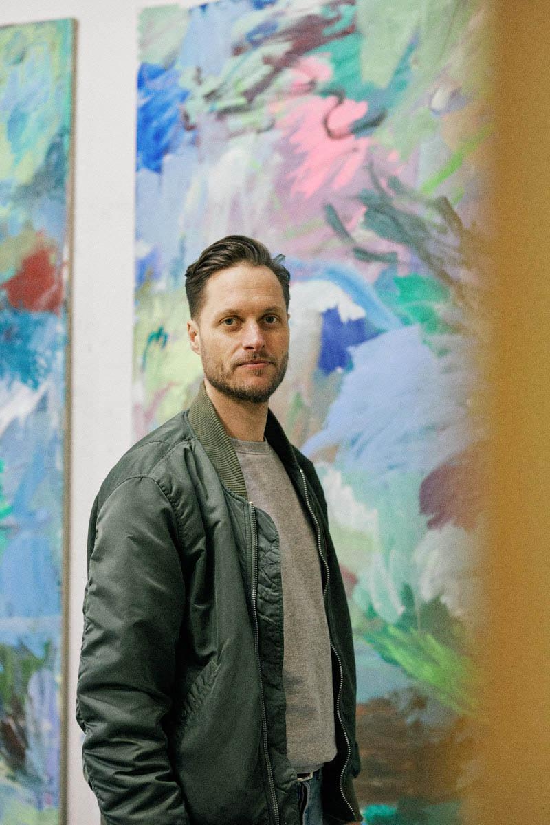 Michael Ornauer  Michael Ornauer künstler studio